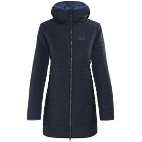 Jack Wolfskin Clarenville Coat Women night blue